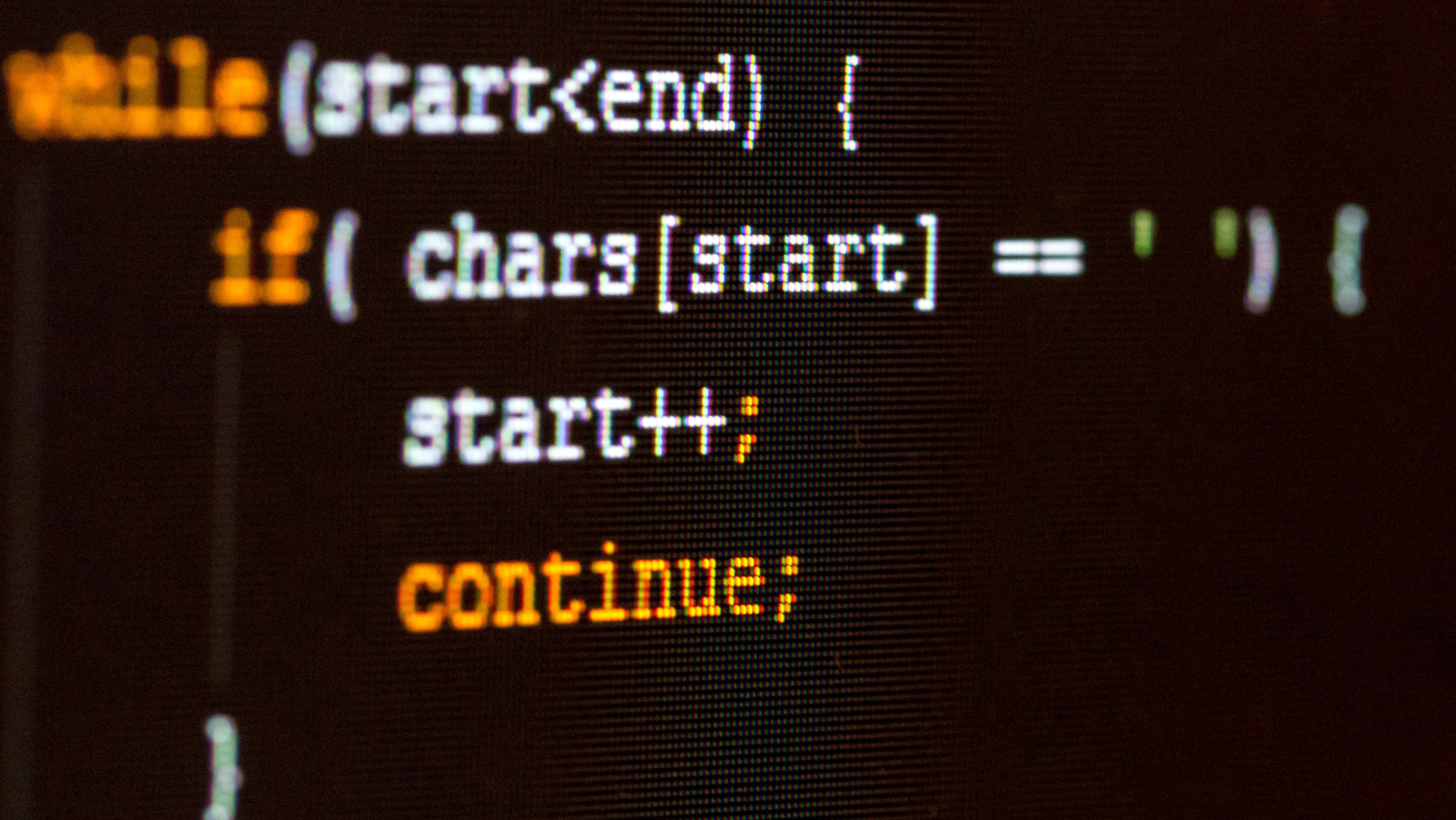 Java-Code eines Totorio-Ingenieurs